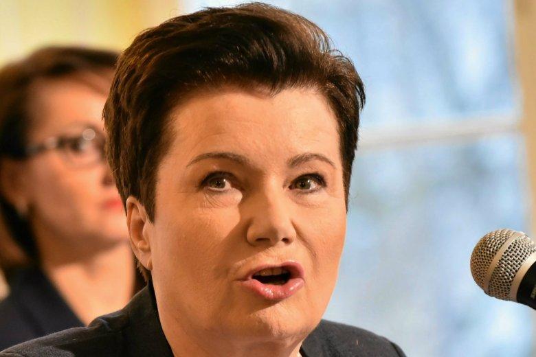 Hanna Gronkiewicz-Waltz nie stawiła się przed komisją weryfikacyjną.