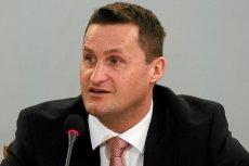 Grzegorz Ocieczek to prawdopodobniej najlepiej zarabiający urzędnik w Polsce.