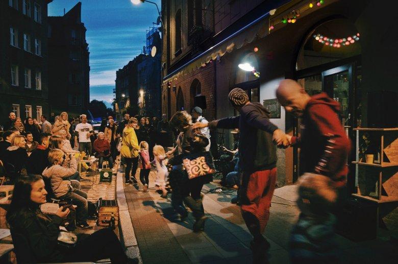 Cafe La Ruina sfotografowana przez [url=http://www.dobien.pl/] Arkadiusza Dobienia [/url]