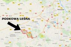 Tylko jedną małą gminę ominie nowa Warszawa.