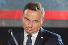 11 listopada prezydent Andrzej Duda będzie śpiewał patriotyczne pieśni