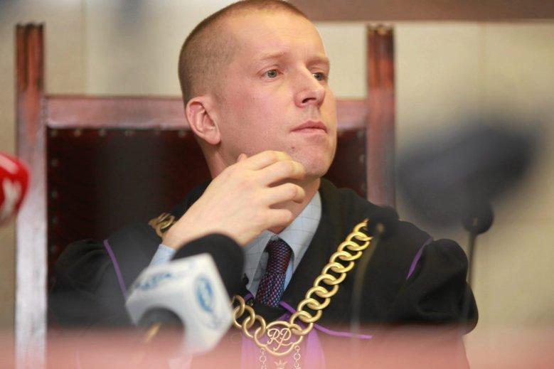 Sędzia Dominik Czeszkiewicz staje się symbolem niezależnego i niezawisłego sądownictwa