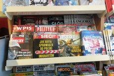 """Widzicie tutaj """"Newsweeka""""?"""