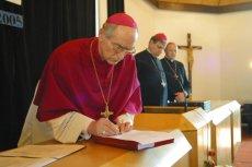 Punkt dokumentu synodu dotyczący rozwodników przeszedł przewagą ledwie 1 głosu