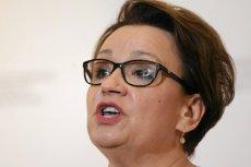 Nowa reforma Anny Zalewskiej ma dotyczyć liceów.