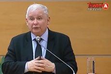 Jarosław Kaczyński rok temu mówił, że przedsiębiorcy, których nie stać na płacenie ZUS, zwyczajnie nie nadają się do prowadzenia działalności gospodarczej.