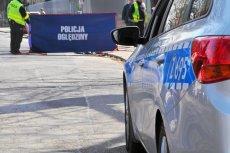 (zdjęcie jest ilustracją do tekstu) Śmiertelny wypadek na DK10 między Toruniem a Bydgoszczą.