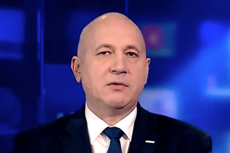 Joachim Brudziński powiedział w TVP Info, dlaczego policjanci protestowali.