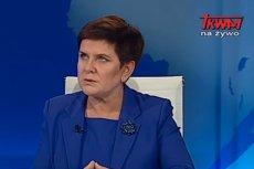 Beata Szydło najpierw gościła w TV Trwam, a potem rozmowę z nią przeprowadził na antenie Radia Maryja sam jej dyrektor. To był popis pochwał wobec jej poczynań.