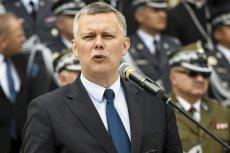 Szef Ministerstwa Obrony Narodowej Tomasz Siemoniak.