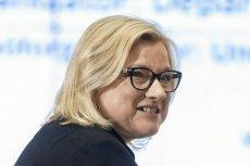 Beata Kempa lubi podróżować do Watykanu na koszt polskich podatników.