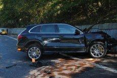 Kierowca czarnego mercedesa podejrzany o udział w głośnym tragicznym wypadku na Słowacji wkrótce wyjdzie na wolność.