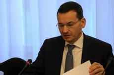 Minister finansów i rozwoju Mateusz Morawiecki chce by OFE ostatecznie przestały istnieć