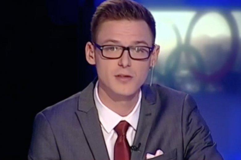 Bartłomiej Maślankiewicz odchodzi z TVP Info.