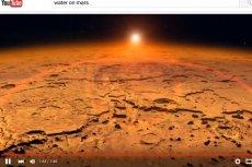 """W światowych trendach znalazła się m.in. fraza """"woda na Marsie""""."""