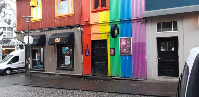Klub Kiki w Reykjaviku. Fot. Piotr Wojciechowski