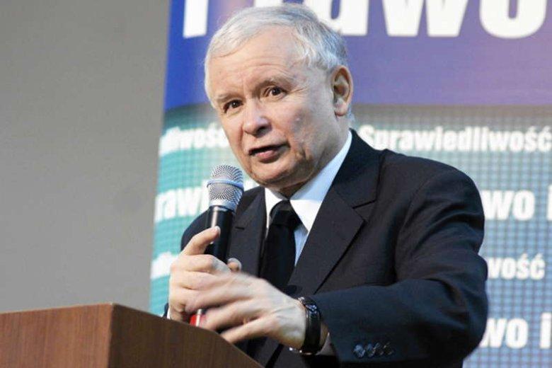 """Prezes PiS Jarosław Kaczyński uważa, że konieczna jest """"repolonizacja mediów"""""""