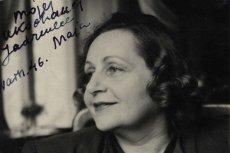 Maja Berezowska była kolorowym ptakiem przedwojennej i powojennej Polski