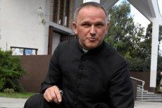 Ksiądz Wojciech Lemański jednak nie będzie mógł odprawiać mszy w Jasienicy