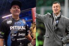 Tomasz Hajto nie wykluczył walki z Piotrem Świerczewskim w MMA.