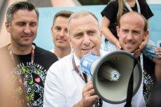 Grzegorz Schetyna zrezygnował z walki o fotel premiera. Zdaniem Radosława Sikorskiego to świadczy o sile lidera.