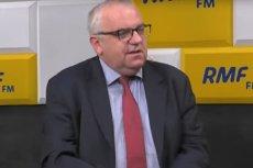 Wiceprezes PiS Adam Lipiński szczerze powiedział, jaki los czeka koalicjantów PiS.