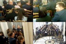 Zdaniem posłów Nowoczesnej i PO 16 grudnia doszło do złamania prawa przez polityków PiS.