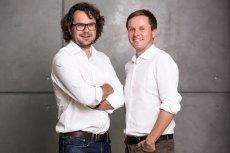 Maciej Żak i Łukasz Wejchert, założyciele funduszu Dirlango Tech FIZAN