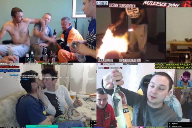 Patologiczne transmisje na żywo jak na kanale DanielMagical to hit polskiego internetu. Widzowie mają radochę, a youtuberzy zarabiają.
