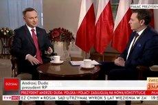 Jedno zdanie Andrzeja Dudy o kandydacie na prezydenta Francji pokazuje, dokąd zmierza polska polityka zagraniczna.