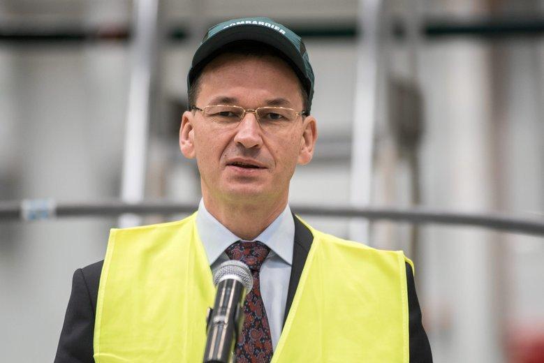 Trwa operacja ocieplania wizerunku przyszłego premiera Mateusza Morawieckiego w elektoracie PiS