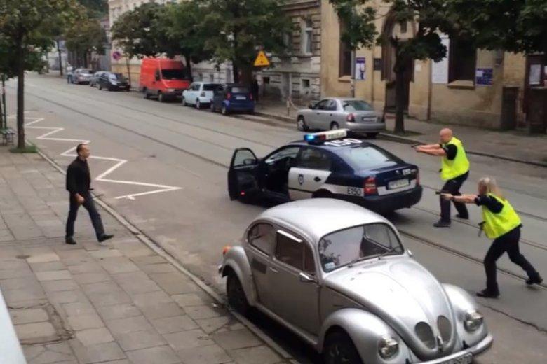 Strzelanina w Gorzowie Wielkopolskim.