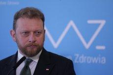 Dostało się ministrowi zdrowia Łukaszowi Szumowskiemu od diagnostów laboratoryjnych.