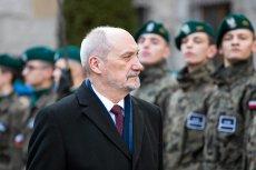 Antoni Macierewicz zdecydował o rezygnacji Polski ze statusu państwa ramowego w Eurokorpusie i redukcji polskiego wkładu w tę organizację.