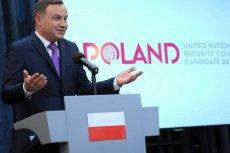Andrzej Duda spotkałsięz myśliwymi, choć w kampanii walczył o głosy obrońców zwierząt.