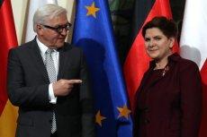 Szef niemieckiego MSZ ostrzega przed rozpadem UE.