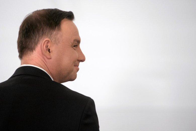 Prezydent Andrzej Duda znów zasłynął złotą myślą. Tym razem UE porównał do... zaborów.