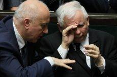 Joachim Brudziński wyjaśnił, dlaczego Mateusz Morawiecki i Jarosław Kaczyński unikają debat z konkurentami politycznymi.