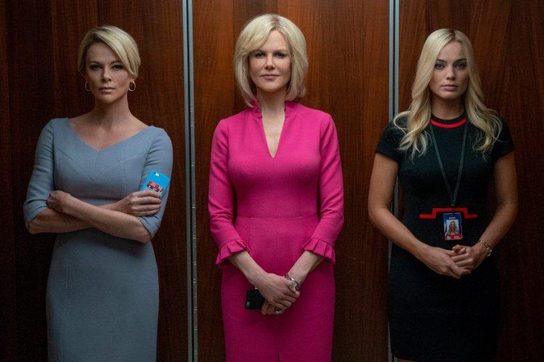 """Film """"Bombshell"""" opowie historię skandalu w stacji Fox News"""