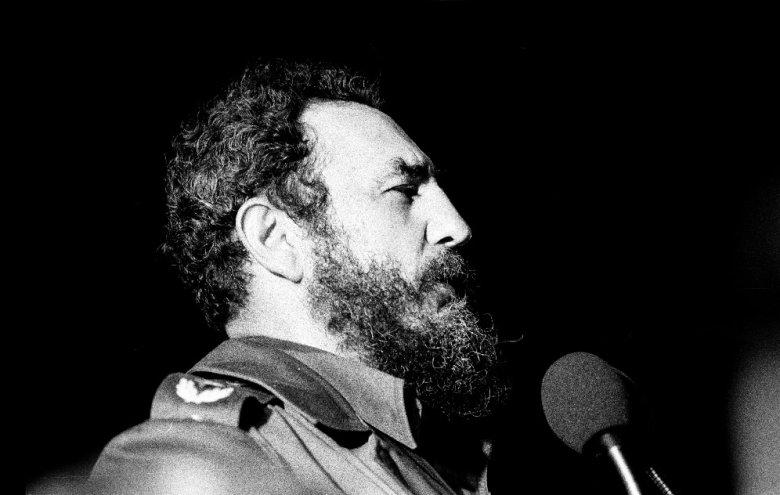 Fidel Castro w 1978 r.
