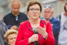 Ewa Kopacz nie ma co liczyć, że zainteresuje polskich uczniów?