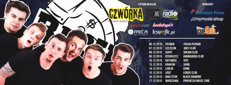 Rich Tour rusza w Polskę 6 grudnia