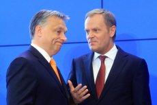 Na Węgrzech wszyscy wiedzieli, że Orban poprze kandydaturę Donalda Tuska.