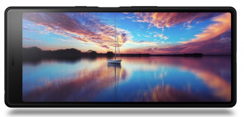 Format wyświetlacza 21:9 w smartfonach pozwala na oglądanie filmów o kinowych proporcjach obrazu. Wiele z nich znajduje się w filmotece Netflixa.