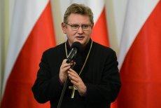 Biskup ewangelicki Jerzy Samiec stanął po stronie ofiar agresji kiboli podczas Marszu Równości w Białymstoku.