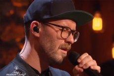 Niemiecki piosenkarz Mark Forster zaśpiewał polską kolędę podczas bożonarodeniowego show.