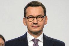 Mateusz Morawiecki tłumaczył wzrost akcyzy na alkohol troską o zdrowie Polaków.