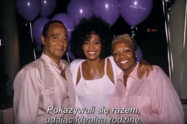 Z rodzicami.