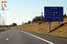 Autostrada A2 ma nazwę, o której  wie niewielu