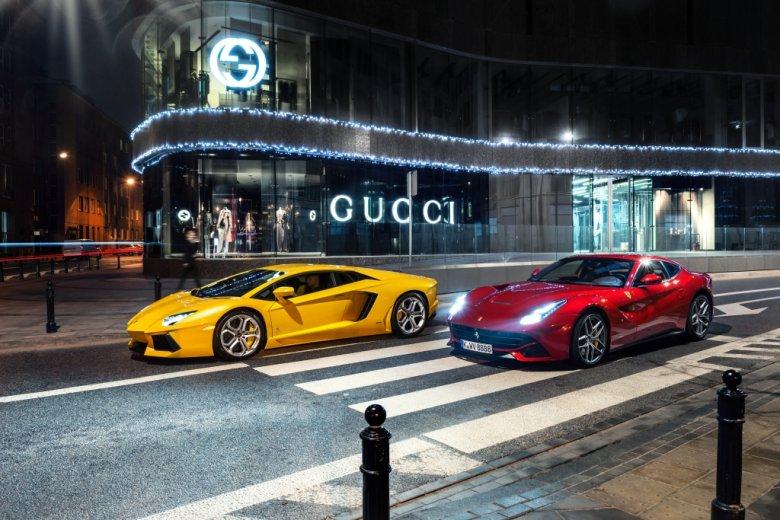 Dla technologicznej precyzji – Ferrari. Dla pierwotnej frajdy przyspieszenia – tylko Lamborghini.